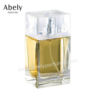 Rectangle 100ml Cool Design Brand Perfume Bottle for Man pictures & photos