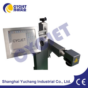 Online Cyc PE/PPR/PVC Laser Marking Machine pictures & photos