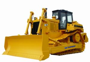 D6, D7and D8 Hydraulic Bulldozer with Cummins Engine for Sale pictures & photos