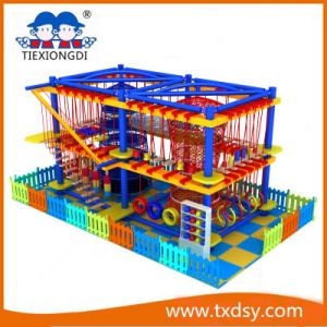 New Kids Indoor Climbing Play Equipment Txd16-ID116 pictures & photos