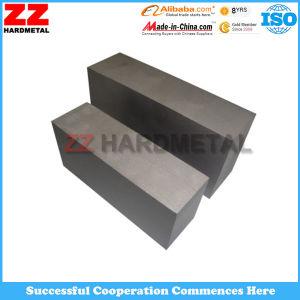 Tungsten Carbide Plates Cemented Carbide Bar pictures & photos