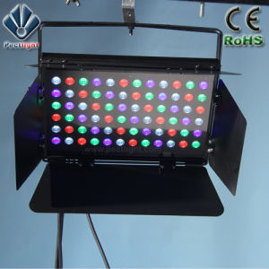 72X3w RGBW LED Wash Wall Light pictures & photos