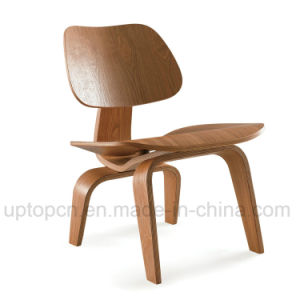 Leisure Armless Cafe Dining Room Bistro Brown Plywood Chair (SP-BC466) pictures & photos