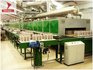 Roller Kiln for Bone China Tableware pictures & photos