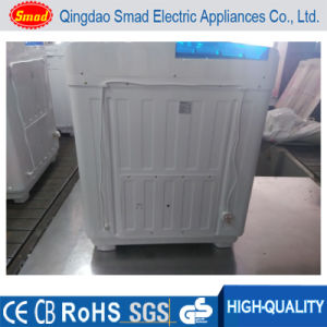 Hand Operated Semi Automatic Top Loading Twin Tub Washing Machine pictures & photos