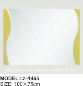 Yellow Modern Design with Bathroom Mirror pictures & photos