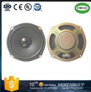 158mm 8ohm Loud Speaker Waterproof Speaker 8ohm 0.5W Speaker pictures & photos