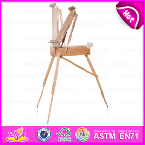 Best Tilting Studio Easel/Versatile Easel Suitable for Artists/Wooden Artist Studio Easel W12b074 pictures & photos