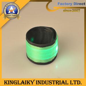 LED Reflective Bracelet for Promotion pictures & photos