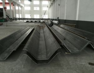 Steel Sheet Pile pictures & photos