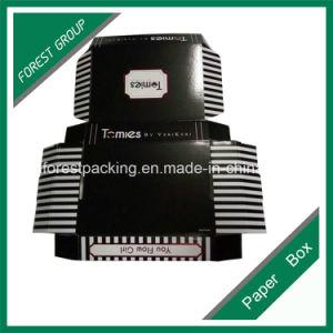 Black Plain Corrugated Paper Panties Box pictures & photos