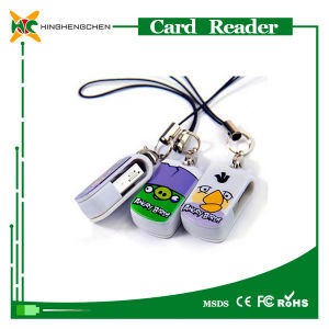 Hot 2015 Birdie Patterns USB Card Reader pictures & photos