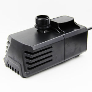 Micro Submerded Irrigation Garden Flow Controled Pump pictures & photos