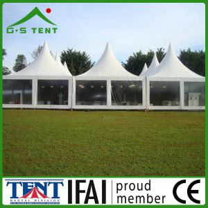 Clear Metal Party Gazebo Pagodas Marquee Shelter Tent pictures & photos