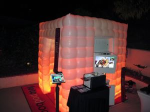 Inflatable LED Booth Tent Bt004 pictures & photos