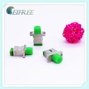 Fiber Optic FC/APC to Sc/APC Adaptor for Optical Communication Gpon pictures & photos
