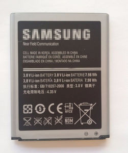 New Original High Compatible Battery for Samsung Galaxy S3 I9300 pictures & photos