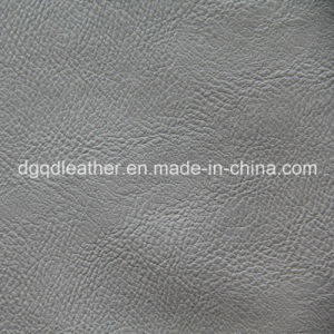Good Colour Fastness Furniture Leather (QDL-50314) pictures & photos