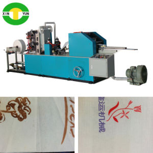 High Speed Folding Machine to Make Cocktail Napkin Machine Price pictures & photos