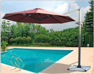 Outdoor Garder Patio Sun Umbrella (BP-U65) pictures & photos