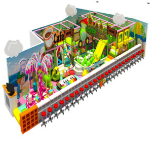 Candy Theme Indoor Kids Sweet Playground pictures & photos