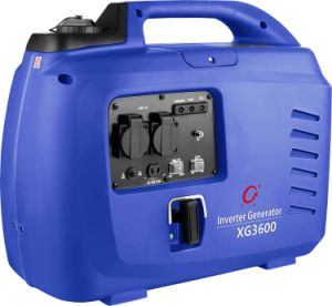 3600W New System Gasoline Digital Inverter Generator