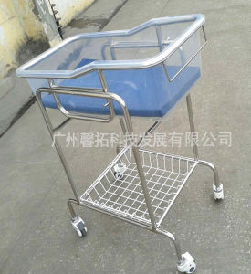 Medical Supply Baby Bassinet Medical Cots pictures & photos