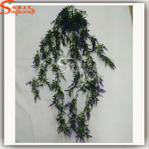 Evergreen Grass IVY for Window Decoration pictures & photos