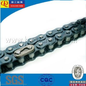 High Quality Precision Color Motorcycle Chain pictures & photos