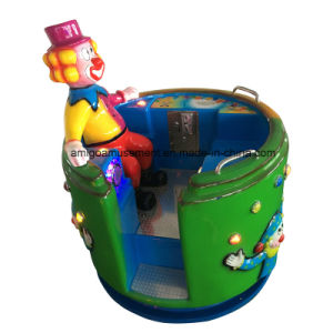 Coin Operated Game Machine Swing Car Smart Boy pictures & photos