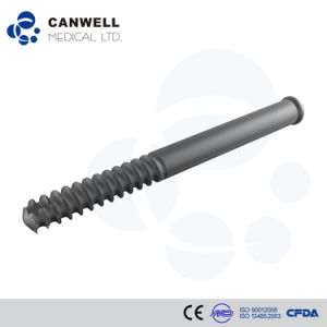 Canwell Expert Femoral Nail Lag Screw Canefn Intramedullary Nail Interlocking Nail Orthopaedic Implant Expert Nail pictures & photos