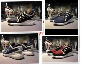 Fashion Men and Women Running Sports Casual Shoes Athletic Shoes pictures & photos