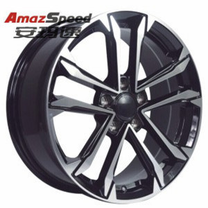 17 Inch Alloy Wheel with PCD 5X112 for VW pictures & photos