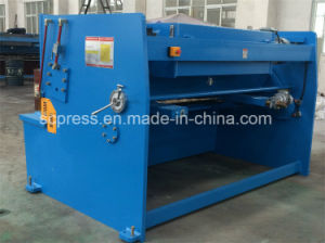 Hydraulic Swing Shearing Machine pictures & photos