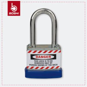 Series of Laminated Steel Padlock Bd-J41 pictures & photos