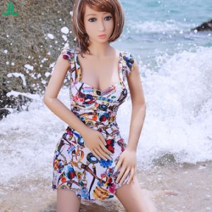 140cm Small Breast 100% Silicone Sex Doll for Men pictures & photos