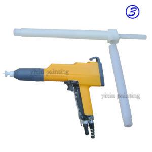 Electrostatic Manual Spray Gun Powder Tube pictures & photos