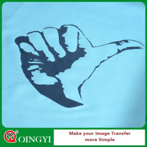 High Quality Apply Metalic Heat Transfer Vinyl pictures & photos