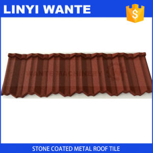 2016 Hot-Selling Classic Type Stone Coated Metal Roof Tile pictures & photos