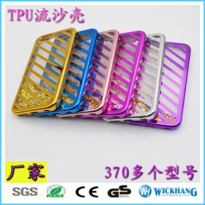Stripe Bling Glitter Liquid Water Sparkly Stars TPU Case for iPhone 6 7 pictures & photos