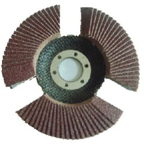 "Abrasive Flap Disc Silicon Carbide 180mm X 22mm (7"" X 7/8"") pictures & photos"