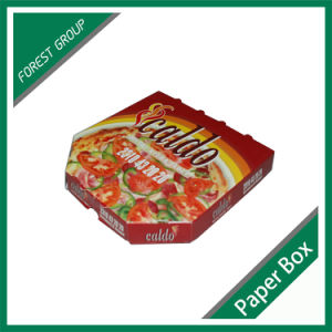 Kinds of Inches Dimensions Pizza Box pictures & photos