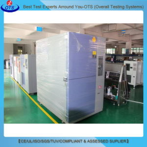 Thermal Shock Hot Cold Test Chamber Driving Force Temperature Equipment pictures & photos