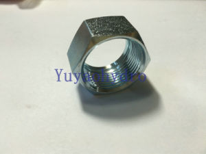 Food Mechanical Part Hydraulic Adapter of Male Straight pictures & photos
