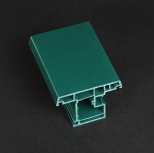 Lead Free Low Price Plastic UPVC Window Profile