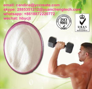 Raw Anabolic Steroid Hormone Powder Testosterone Enanthate 315-37-7 for Bodybuilding pictures & photos