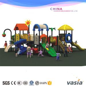 Vasia Castle Series Kids Playground Outdoor Equipment (VS2-6085B) pictures & photos