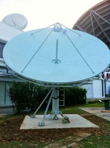 5.36m Dual-Reflector Rx Only Antenna pictures & photos