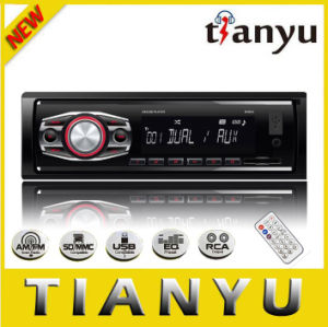 Ce Certified Universal One-DIN Car MP3 Amplifier with Fixed Panel pictures & photos