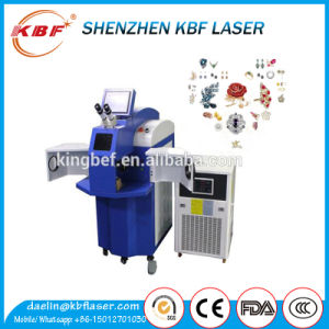 Portable Tiny Jewelry YAG Spot Laser Welding Machine pictures & photos